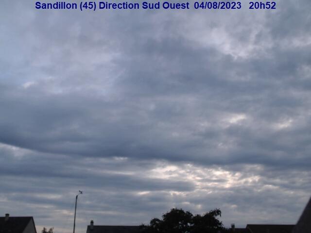Webcam Météo de Sandillon - Loiret (45)